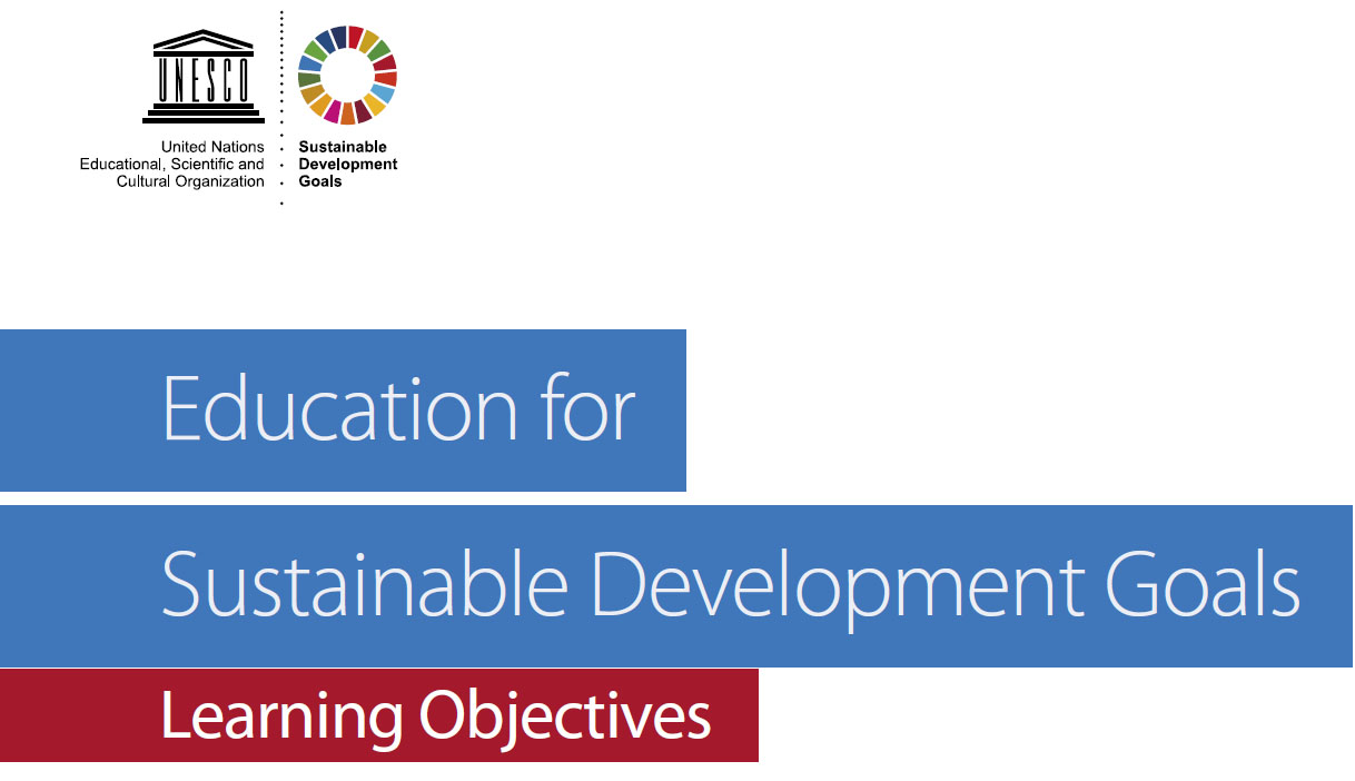 Unesco Education for Sustainable development goals